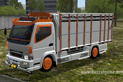 Mod Truck Canter Mukhlas v2 Varian B By RSM