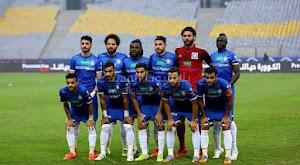 بهدف وحيد سموحة يحقق الفوز على نادي اسوان في الجولة الثامنه من الدوري المصري