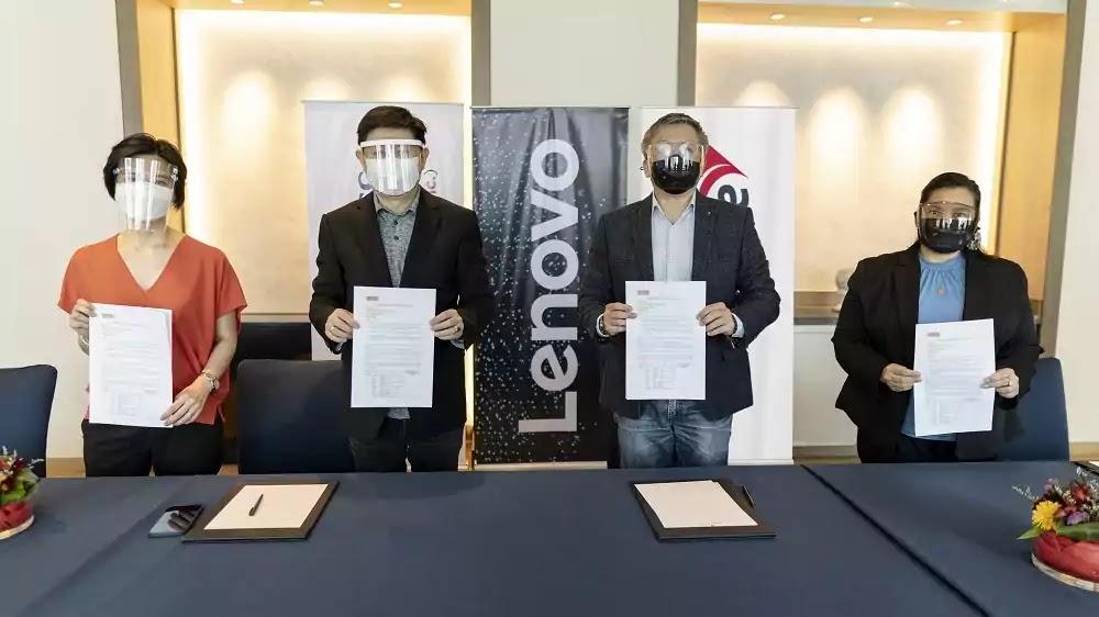 Lenovo, VST-ECS and FileWave partnership