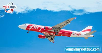 Đại lý bán vé máy bay Air Asia giá rẻ