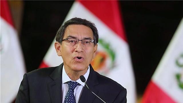 Martín Vizcarra, Perú ya supero los 10 mil contagiados de coronavirus