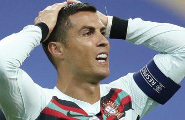 Cristiano Ronaldo Positif au test du Covid 19