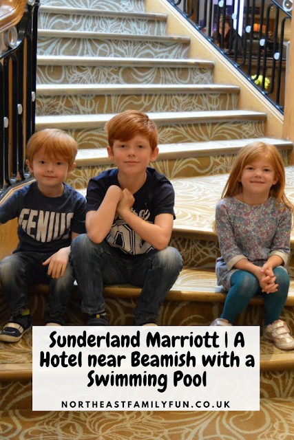 Sunderland Marriott | A Hotel near Beamish with a Swimming Pool