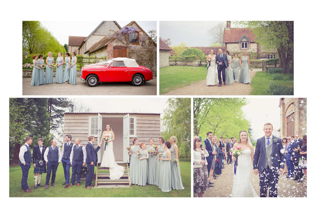 Tithe Barn Wedding