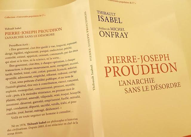 Pierre-Joseph Proudhon éditions Autrement