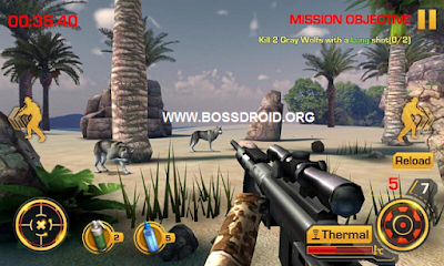 Download Game Wild Hunter 3D Mod v1.0.6 apk Terbaru