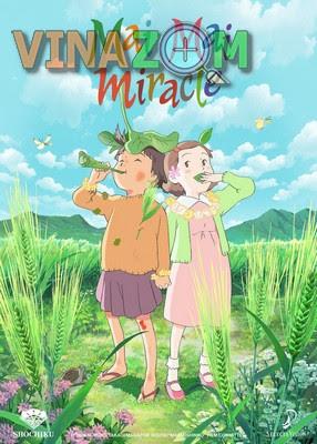 phim hoạt hình nhật bản - shinko và phép lạ nghìn năm