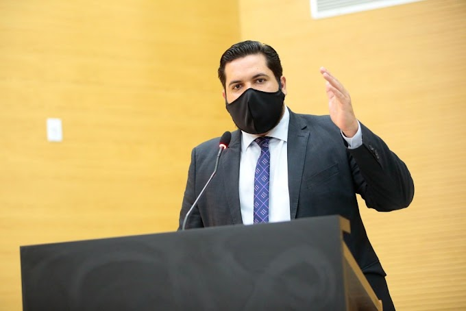 Urgente: Com 70% dos pulmões comprometidos, Deputado Jean Oliveira vai para UTI