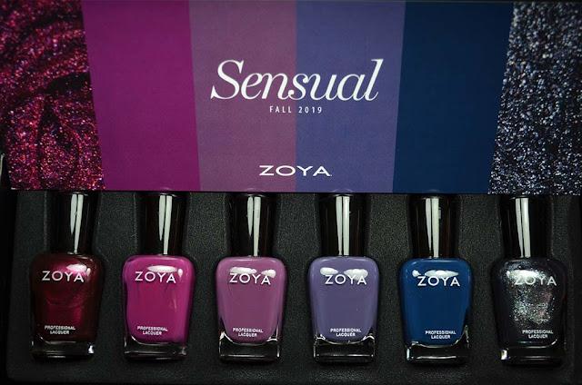 darker nail polish colors