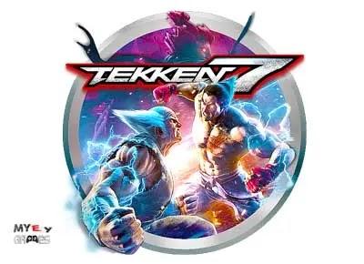 تحميل لعبة تيكن 7 Tekken كاملة للكمبيوتر برابط مباشر وسريع