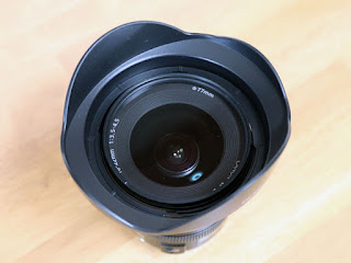 EF-S10-22mm F3.5-4.5 USM + Kenko ● Digital Filter UV 77mm + 互換レンズフード(EW-83E)