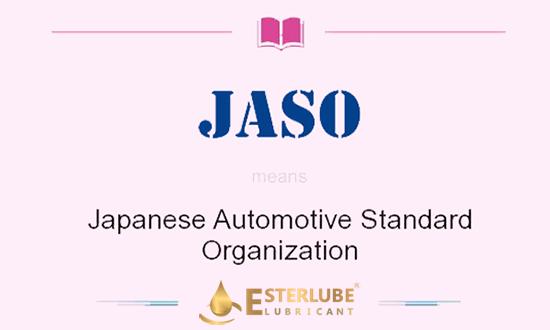 Tiêu chuẩn dầu nhớt JASO