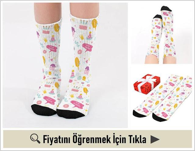 Kişiye Özel Çoraplar