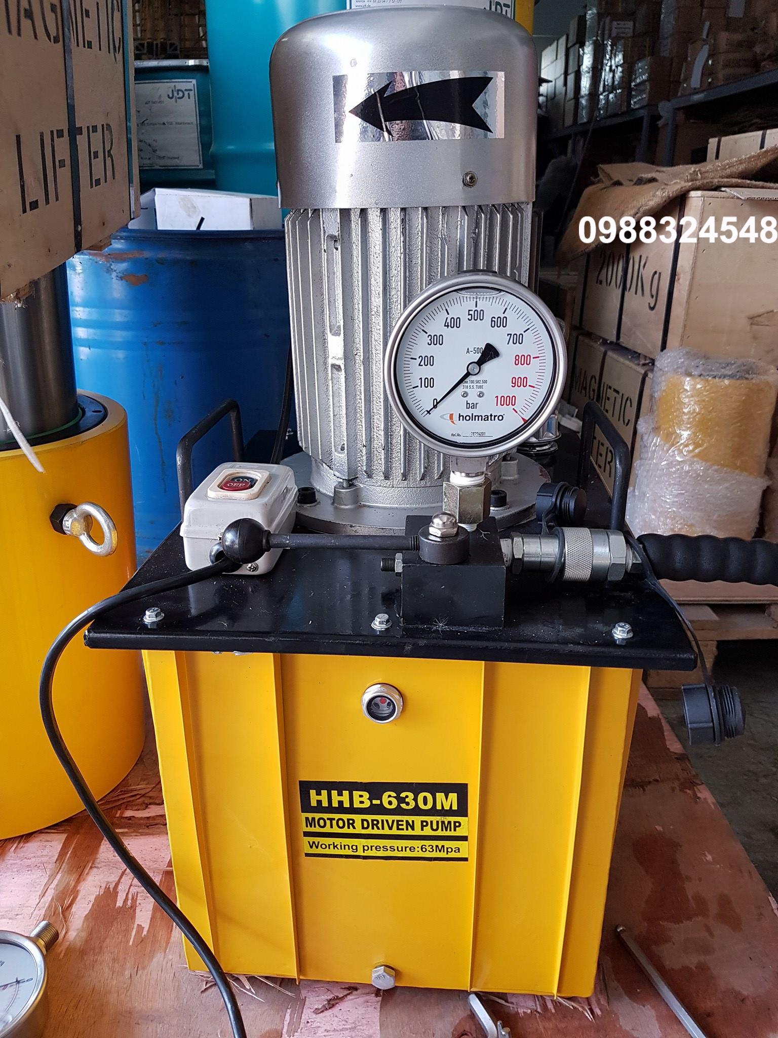 Bơm điện thủy lực TLP HHB-630M