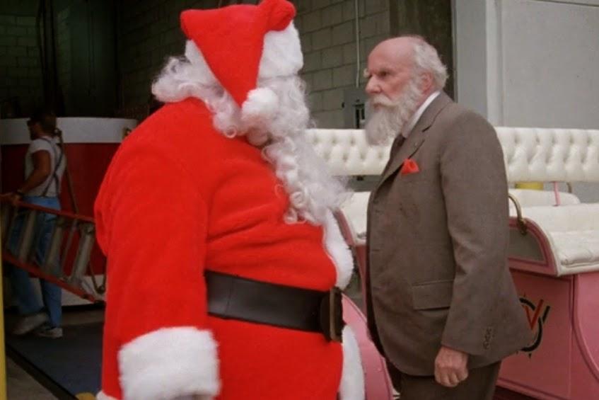 Ernest Saves Christmas Santa.Neko Random Ernest Saves Christmas 1988 Film Review