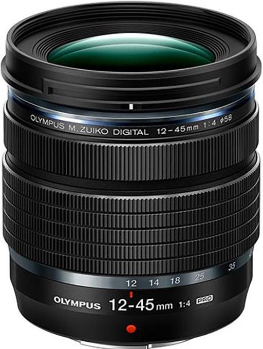 Olympus M.Zuiko Digital 12-45mm f/4.0 Pro