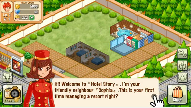 cheat hotel story unlimited money