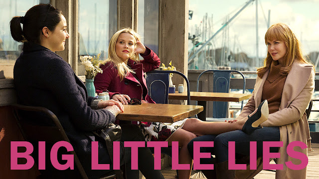 HBO's adaptation of Big Little Lies by Liane Moriarty is spot-on!