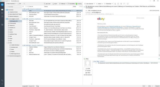 Download DreamMail For Desktop