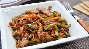 Pollo a la Oriental