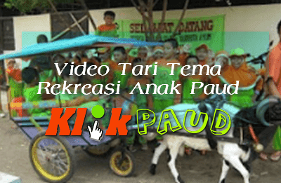 Video Tari Tema Rekreasi Anak Paud