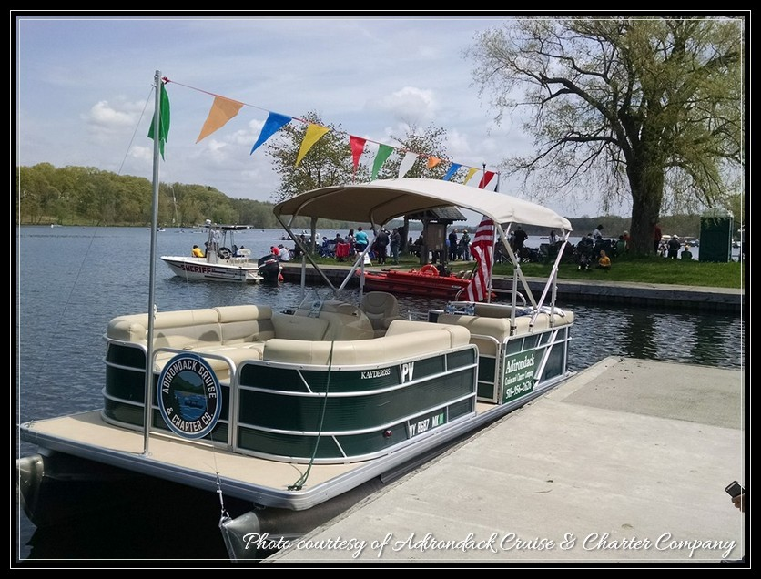 Cruise on Saratoga Lake