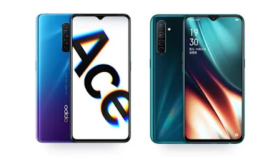 Oppo Reno Ace Mobile Phone Image