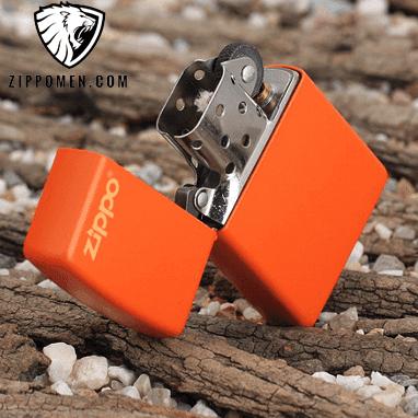 Zippo Da Cam - MS02 | Bật Lửa Zippo | Zippo Men Tại Hà Nội