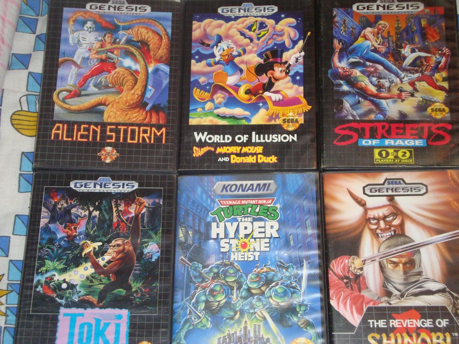Darkshop Juegos Completos Para Sega Genesis