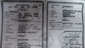 Diduga lakukan pungli pembuatan KK dan e-KTP oknum Kadus di Lombok Barat teracam dilaporkan