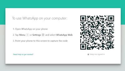Whatapp QR code