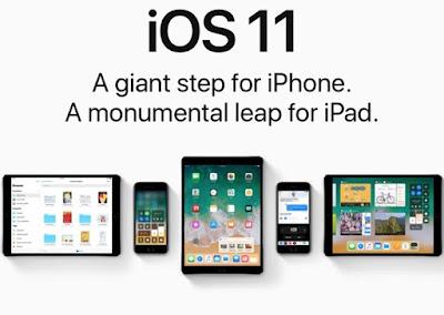 Adopsi iOS 11 Tembus 52 Persen Secara Global