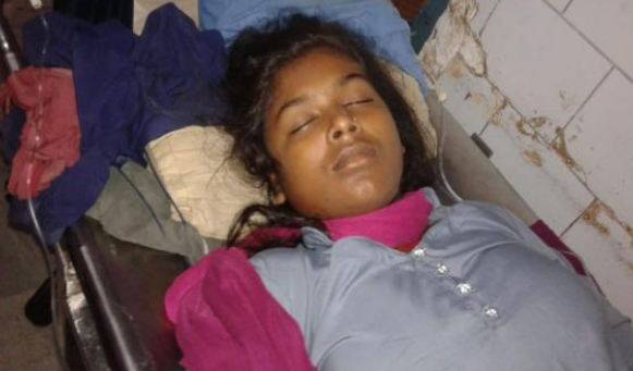 घर में सो रही नौवीं की छात्रा को मारी गोली  - newsonfloor.com