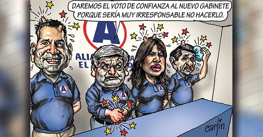 Carlincaturas Jueves 26 Noviembre 2020 - La República