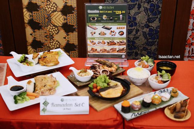 Ramadan Set C - RM129.90