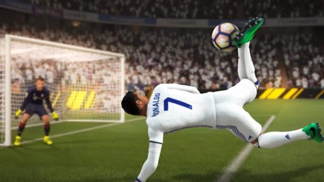 افضل أهداف fifa 17