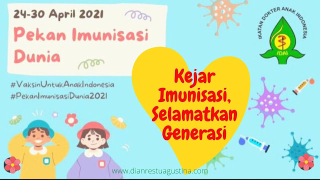 Pekan Imunisasi Dunia 2021