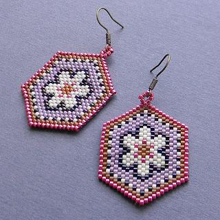 Купить необычные серьги фото бисерные серьги в этническом стиле купить