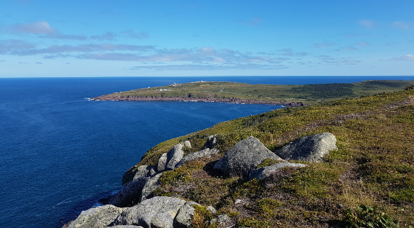 Cape Spear hike | DevotedQuilter.com
