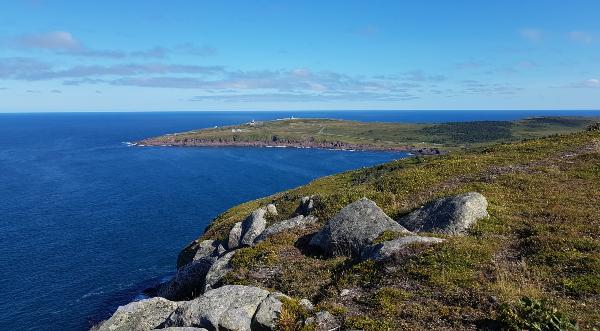 Cape Spear hike | DevotedQuilter.com