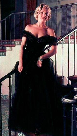 Marilyn Monroe Oscar 1951