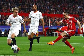 نتيجة مباراة بايرن ميونخ واشبيلة بتاريخ 24-09-2020 كأس السوبر الأوروبي