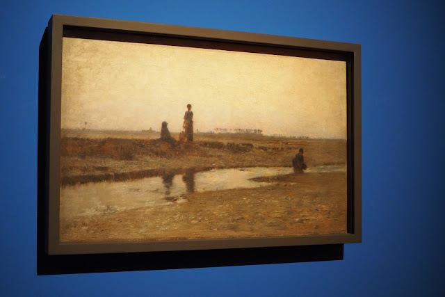 Musée Marmottan Monet - L'orient des peintre - Femmes allant puiser l'eau - Guillaumet