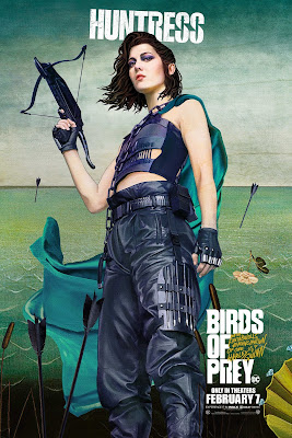 Helena Bertinelli Birds of Prey poster