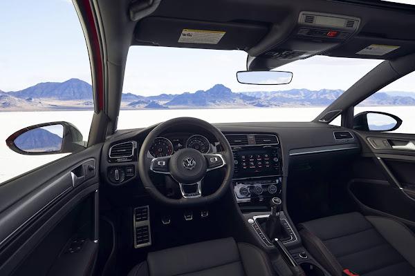 Golf GTI de 7ª geração 2021