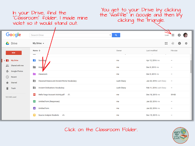 You can use Google Classroom to assist your students in real time! There's a function that allows you to check on the assignments your students are completed in Google Classroom, and you can send them messages, help them with their assignments, and more.