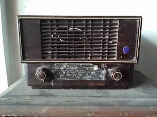Lapak Barang antik : Jual Radio Klasik Erres KY554