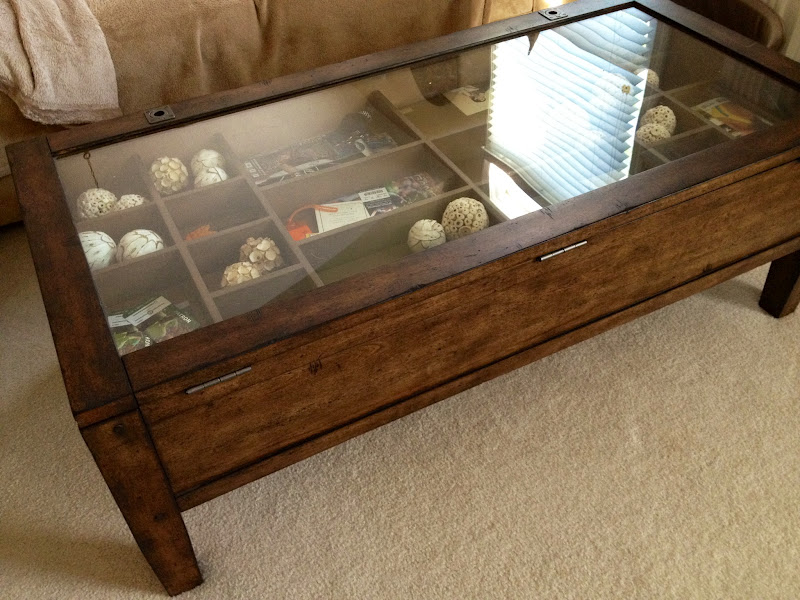 What Is Special That It Basically A Shadow Box Pottery Barn Showed Filled With Shells And Not But I Immediately Knew Would Fill Our