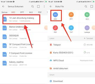 Cara Mudah Mengunci / Enkripsi File Dokumen di Android