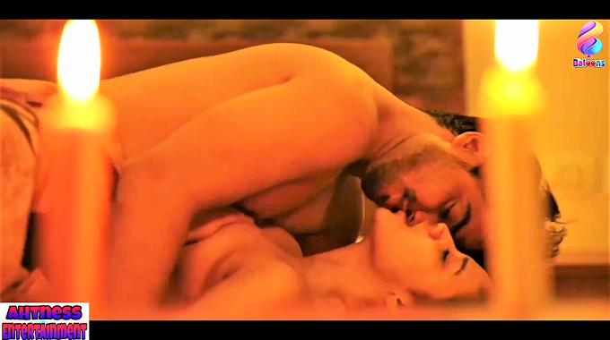 Mishti Basu sexy scene - Desi Tadka s01ep03 (2020) HD 720p